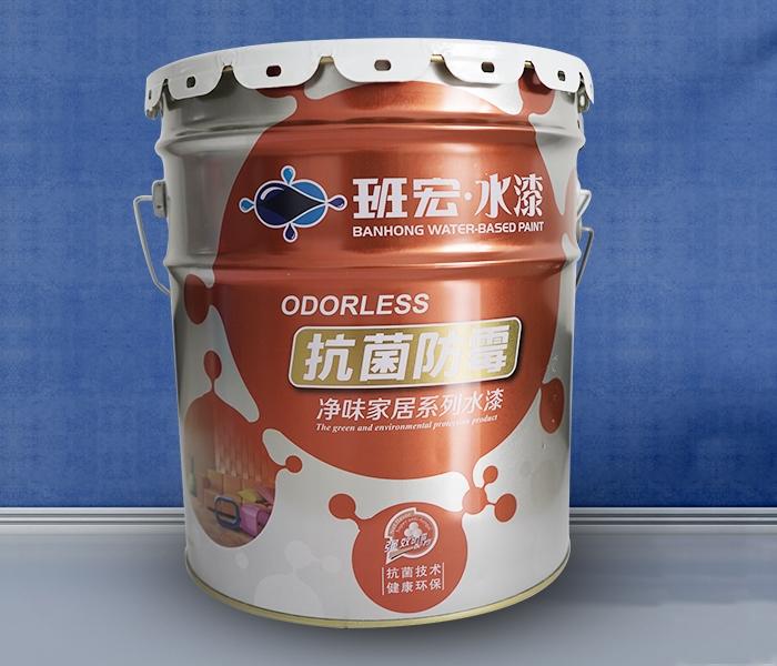 内墙水漆-抗菌防霉净味家居系列水漆